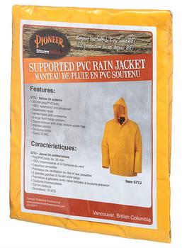 Pioneer 577J Storm Master® Waterproof Hooded Jackets | Safetywear.ca
