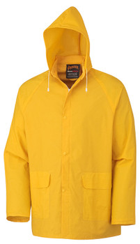 577J Supported PVC Rain Jacket