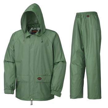 583 Polyester/PVC Rain Suit