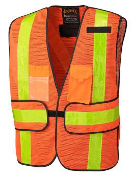145 Hi-Viz All-Purpose Vest | Safetywear.ca