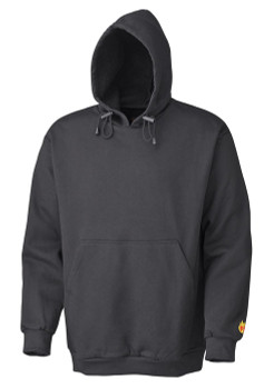 335 Flame Resistant Pullover Style Heavyweight Hoodie   Safetywear.ca