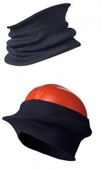 Pioneer 561 Hat Liner/Windguard - Navy (12 Pack) | Safetywear.ca