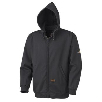 337 Flame Resistant Zip Style Heavyweight Hoodie