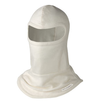 White - C214 Nomex® Medium-Knit Balaclava