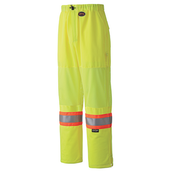 Safety Yellow - 5999P Hi-Viz Traffic Pant
