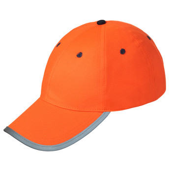 147 Orange Hi-Viz Ball Cap