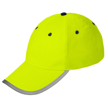 148 Yellow Hi-Viz Ball Cap | Safetywear.ca