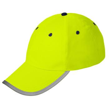 Pioneer 148 Yellow Hi-Viz Ball Caps (6 Pack)  | Safetywear.ca