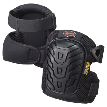 169 Breathable Air Vented Professional Gel Knee Pad (L - 4XL)