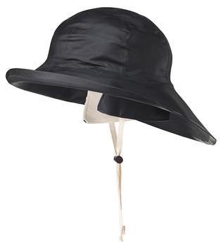 Pioneer D5050 Dry King® Waterproof Traditional Sou'wester Hat - Black | Safetywear.ca