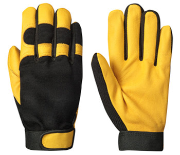 890 Mechanic's Style Ergonomic Glove | Safetywear.ca