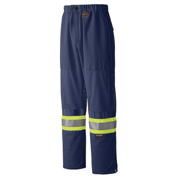 Navy - 6003P Hi-Viz Traffic Safety Pant