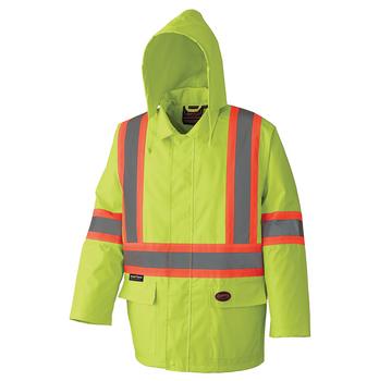 Pioneer 5609 Safety Rainsuits - Hi-Viz Yellow/Green | Safetywear.ca