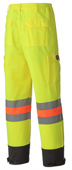 Safety Yellow - 6009 Hi-Viz Breathable Traffic Control Safety Pant
