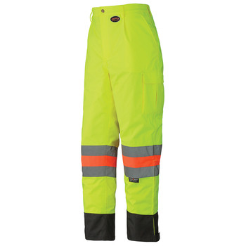 6039 Hi-Vis Traffic Control Waterproof Safety Pant