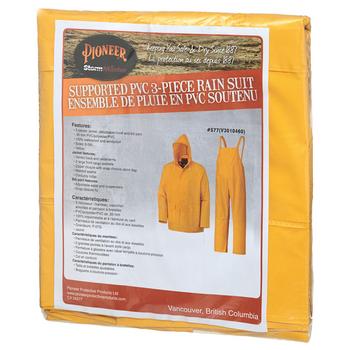 Pioneer 577B Storm Master® Waterproof 3-Piece Rainsuits | Safetywear.ca