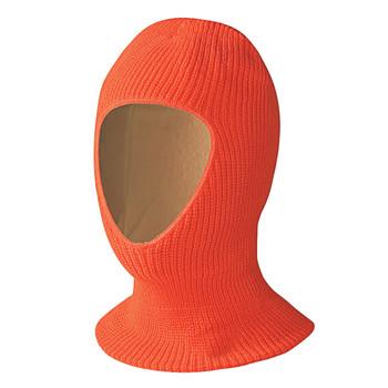Pioneer 5568A Lined 1-Hole Balaclava - Hi-Viz Orange | Safetywear.ca