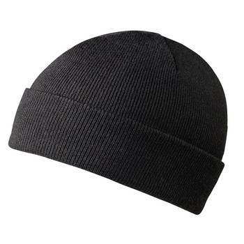 Pioneer 5563A 100% Acrylic Knit Lined Toque - Black | Safetywear.ca