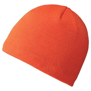 Pioneer 5571A 100% Acrylic Knit Lined Toque - Orange | Safetywear.ca