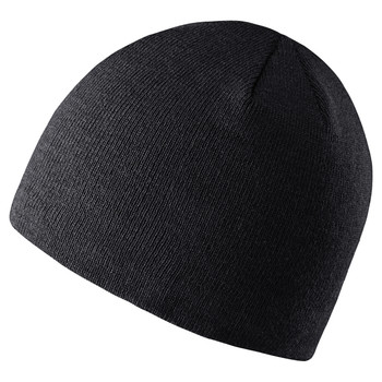 Pioneer 5570A 100% Acrylic Knit Lined Toque - Black | Safetywear.ca