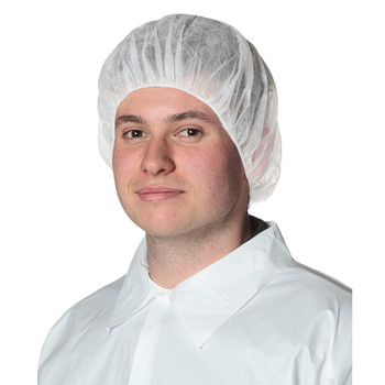 Pioneer 2021 Disposable Polypropylene Bouffant Cap   Safetywear.ca