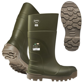 B105FUL.GR Ranpro Ultra -50C Composite Toe/Plate Pu Boot | Safetywear.ca