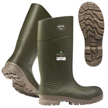 B405FUL.GR Ranpro Steel Toe/Steel Plate PU Boot