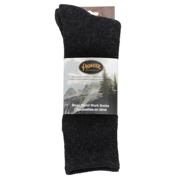 124B Thermal Wool Blend Sock
