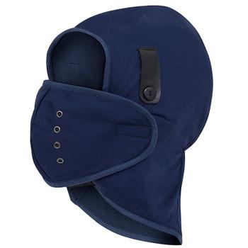 Pioneer 566N Fleece-Lined Hard Hat Liner - Detachable Mouthpiece   Safetywear.ca