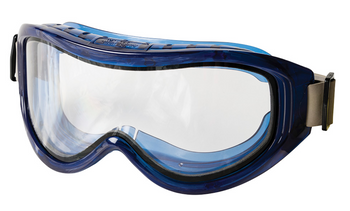 S80201 Odyssey II Series Chemical Splash Dual Lens Goggle
