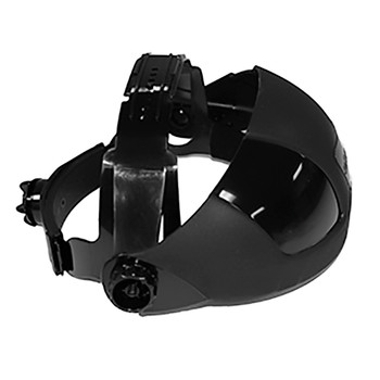 S32000 Black Crown For DP4 Face Shields