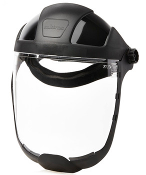 S32210 Standard Face Shield With retching Headgear