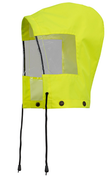 6037H Hood For Hi-Viz Traffic Control Waterproof Safety Jacket