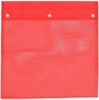367G Pe Mesh Flag With Grommets
