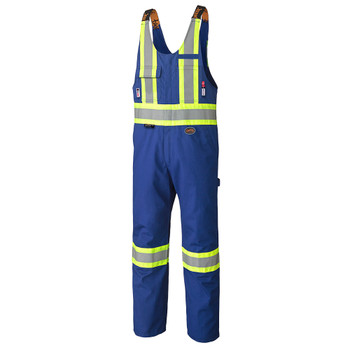 Pionner 7714 FR-Tech™ Flame Resistant/ARC Rated Safety Overall - Hi-Viz Royal | Safetywear.ca