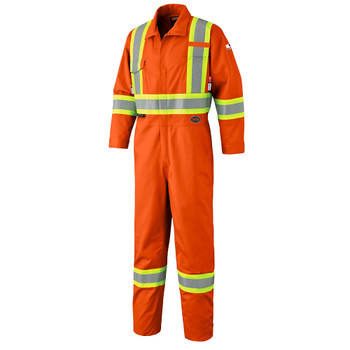 7702 FR-Tech™ Flame Resistant 7 oz Hi-Viz Safety Coverall