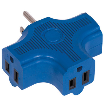JTA-3T Heavy Duty Outlet Adapter