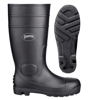 1011 PVC Plain Toe Boot | Safetywear.ca