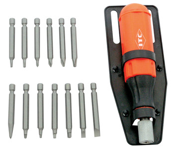 ISDM-15 15 PC Multibit Screwdriver Set