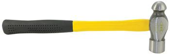 IBP-16F 16 oz. Ball Pein Hammer - Fibreglass Handle
