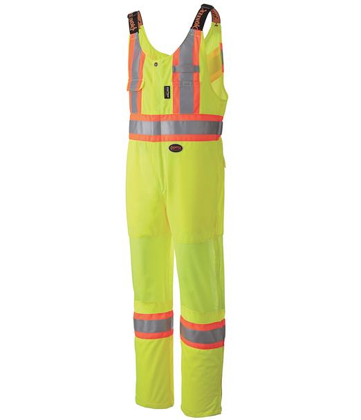 Hi-Viz Yellow/Green - 6000 Hi-Viz Traffic Overall