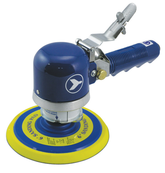"FS127Q 6"" Dual Action Quiet Random Orbit Sander - Heavy Duty"
