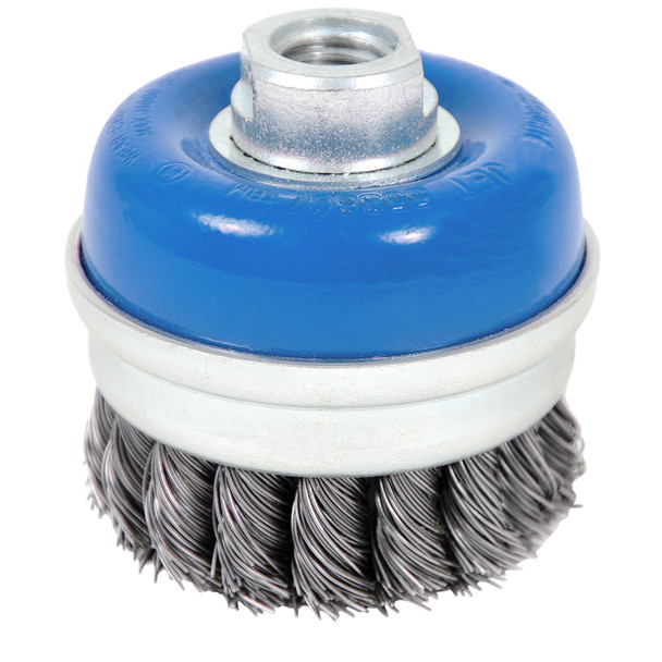 """553667 3"""" Knot Banded Cup Brush 
