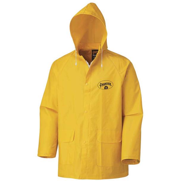 578J Flame Resistant Waterproof Jacket | Safetywear.ca