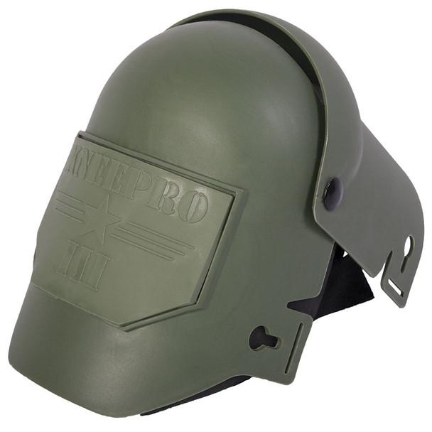 S96112 Kneepro Ultra Flex III Knee Pads - Green | Safetywear.ca