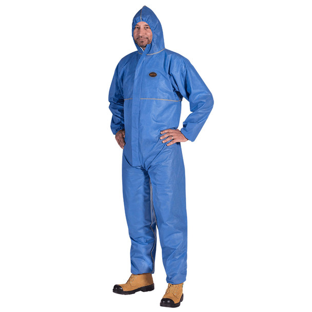 2075 Flame Resistance Disposable SMS Coveralls | Safetywear.ca
