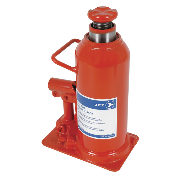 JHJ-17-1/2 Jet Hydraulic Bottle Jack - 17-1/2 Ton | Safetywear.ca