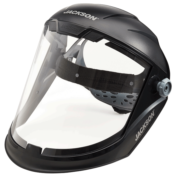 14201 Maxview™ Series - 370 Face Shield - Clear Tint - Anti Fog Coating   Safetywear.ca