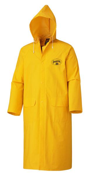 580 Flame Resistant Long Rain Coat