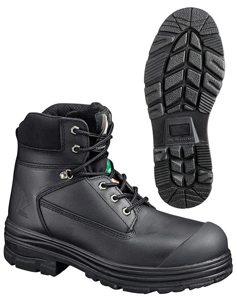 1025 Leather 6 Inch Work Boot